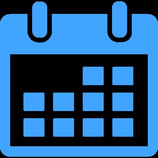 Image result for blue calendar image