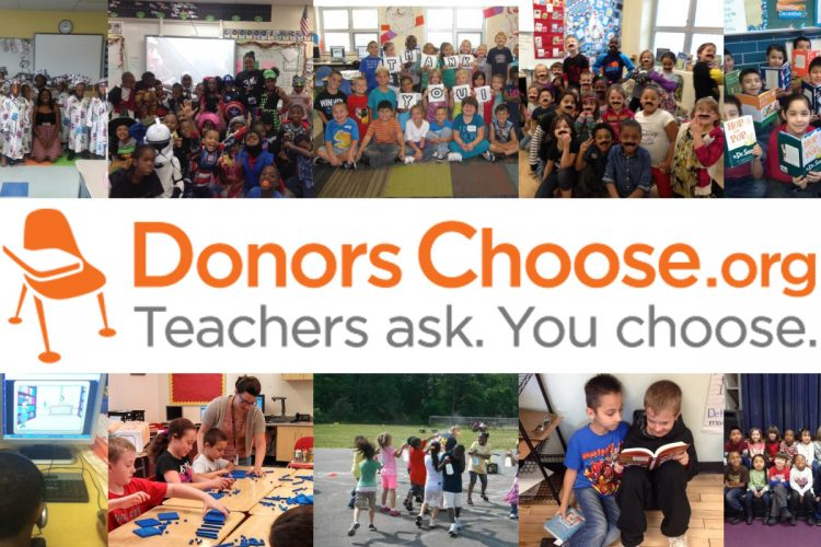 Donor's Choose Help our P.E. Classes