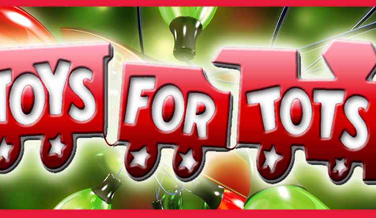 PVS Toys for Tots Drive