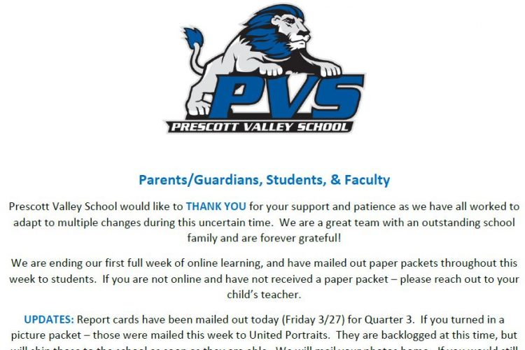 Parents/Guardians, Students, & Faculty