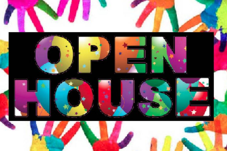 Open House Details – July 29th