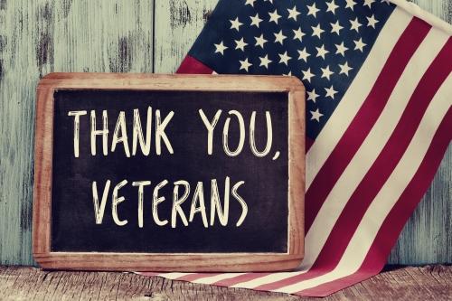 NO SCHOOL on Wednesday, November 11th for Veteran's Day